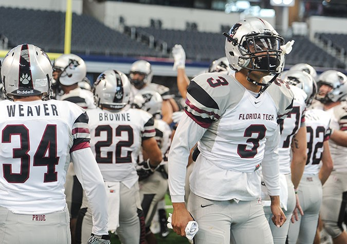 2014 Florida Tech Football Year In Review Florida Tech Panthers