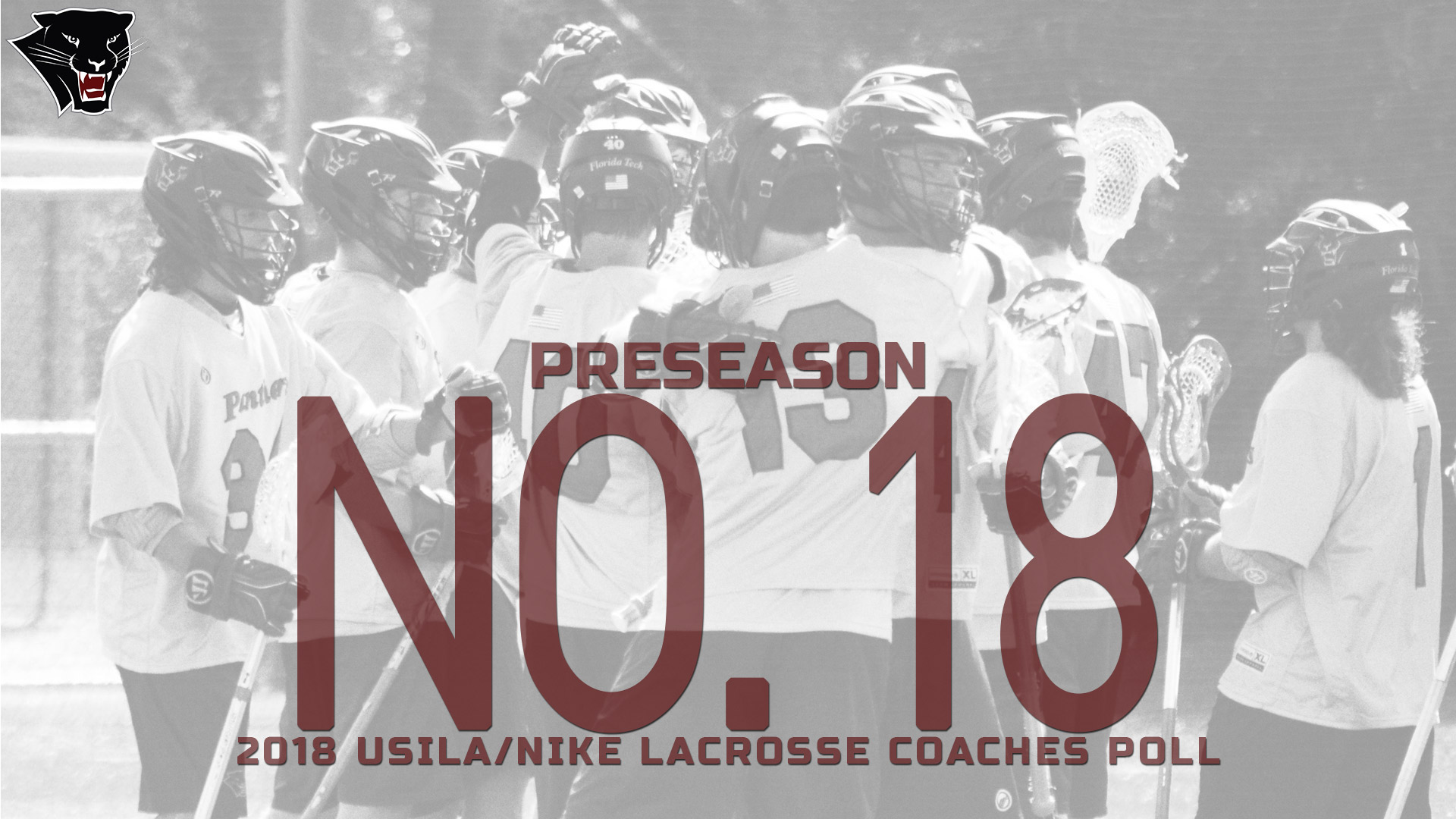 Men S Lacrosse Ranked 18th In Preseason Florida Institute Of