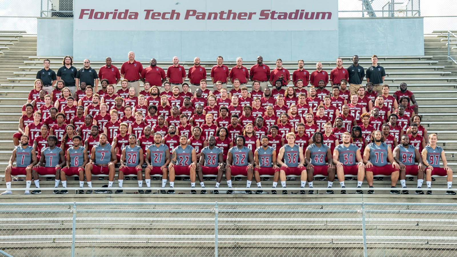 2018 Football Roster Florida Institute Of Technology Athletics