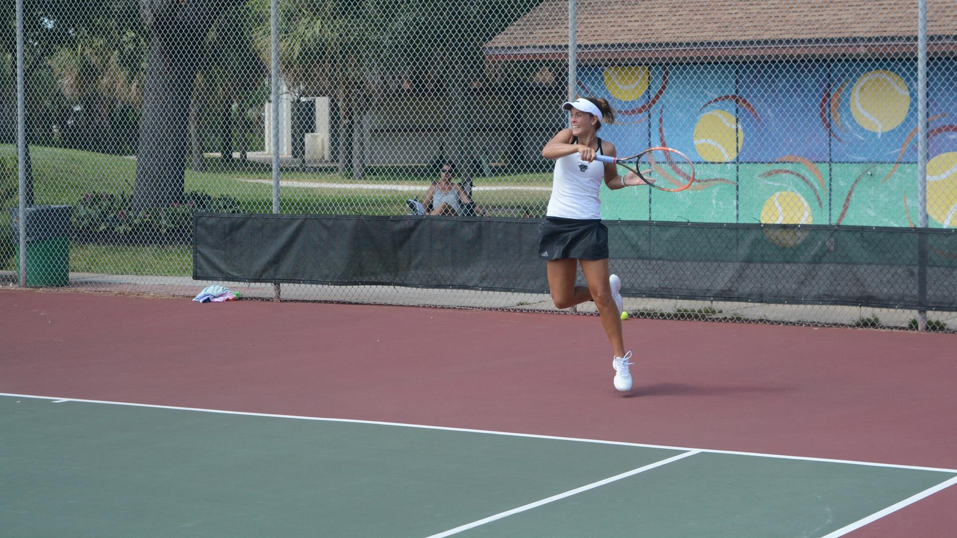 Weather Shortens Final Day Of Panther Clay Court Invitational